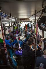 The Bus Back to Jackson Hole