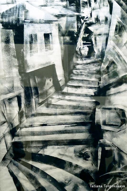 Картина Николы Чурчина