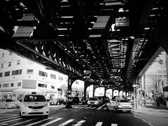 Under the metro