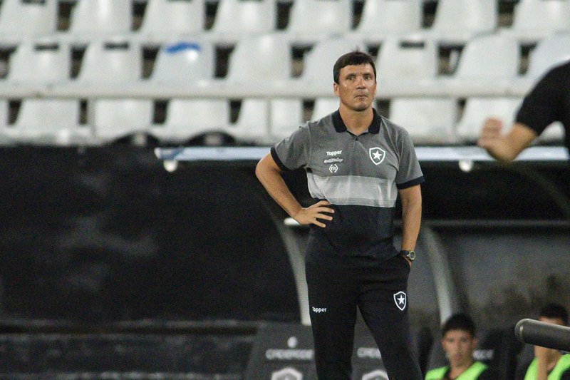 Botafogo 2 x 1 Madureira