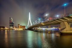 A well known bridge / Rotterdam