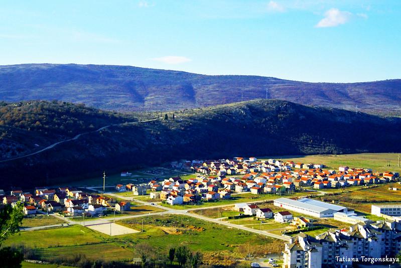 Вид из Верхнего города на окрестности