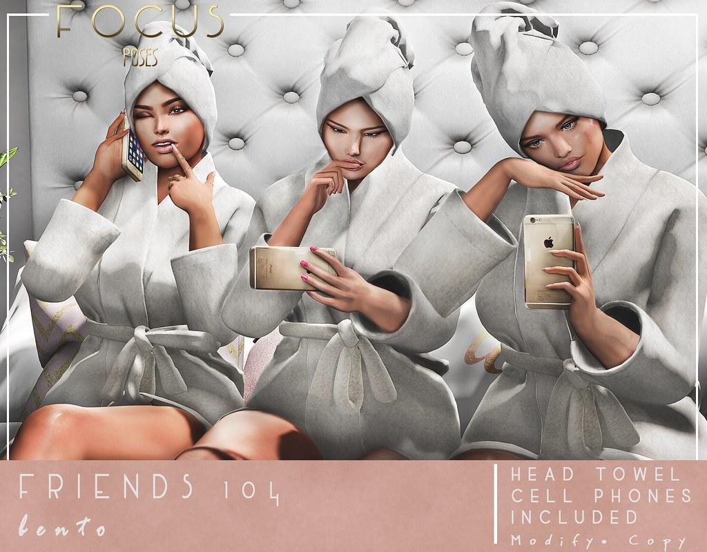 Friends  104 - TeleportHub.com Live!