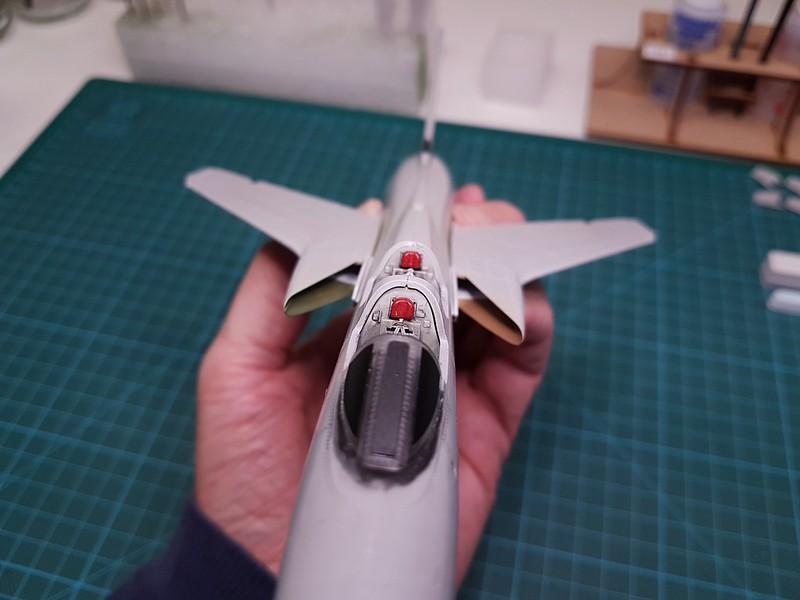 Trumpeter 1/72 F-105G Wild Weasel - Sida 2 31869810297_3ae866ac9d_c