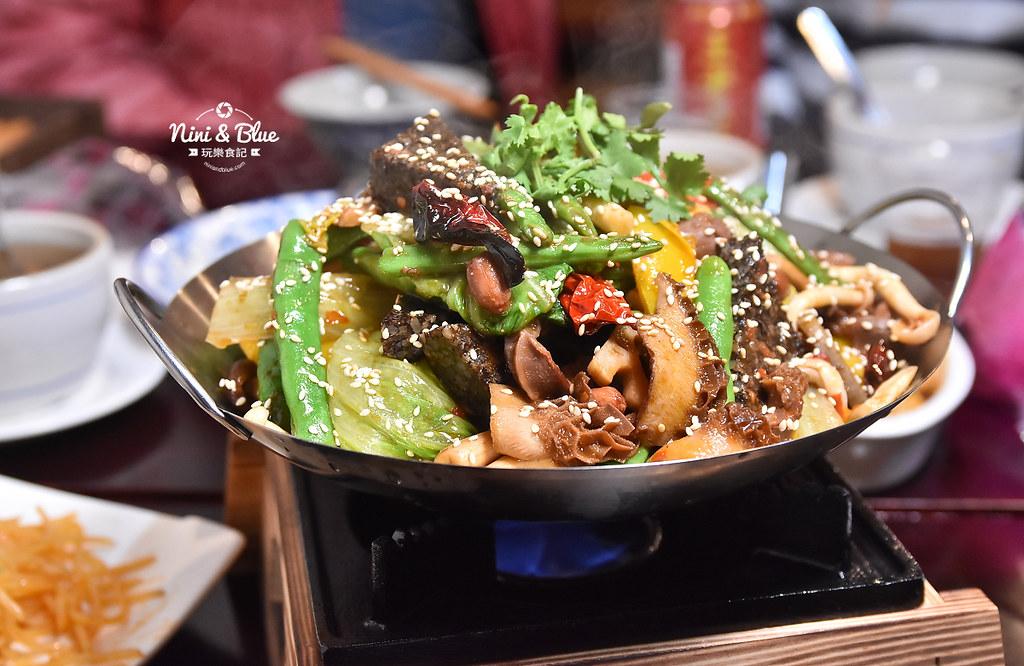 川麻辣乾香鍋 台中北平路 麻辣 烤魚24