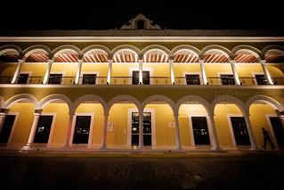 El Palacio, San Francisco de Campeche