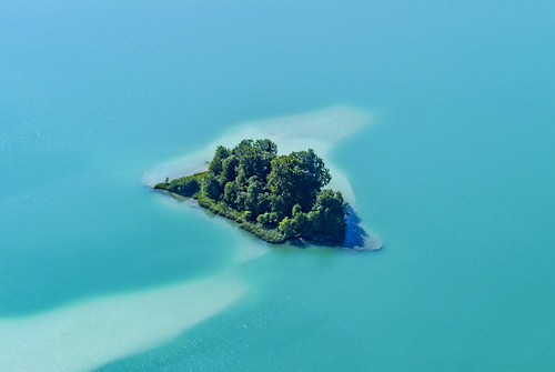 Island In The Great Easter Lake