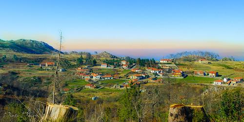 Cabaços, pitoresca aldeia da serra da Freita