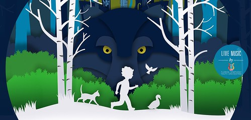 Peter & the Wolf Family Weekend with the Orlando Ballet