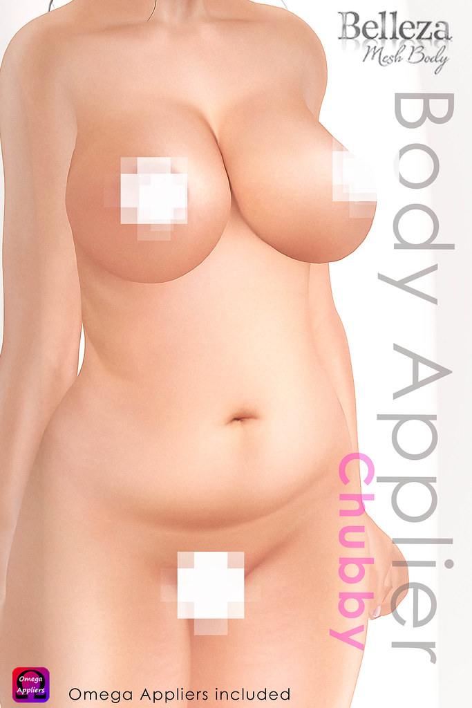 Belleza Bpdy Applier *CHUBBY* - TeleportHub.com Live!