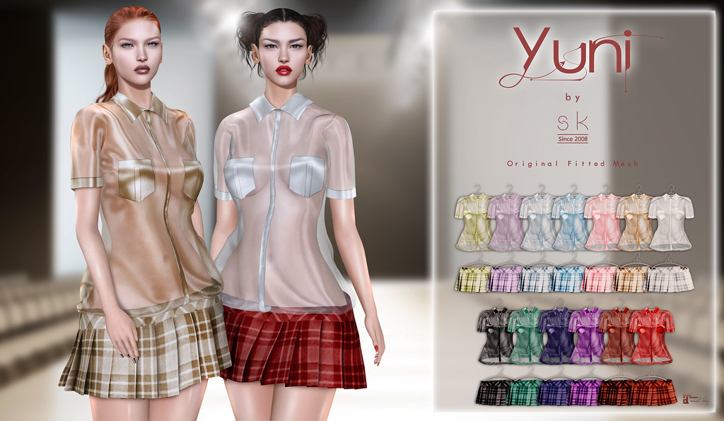 Yuni by SK poster