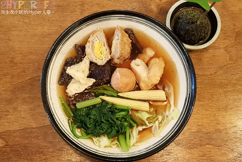 嗎哪關東煮│有著溫暖文青氛圍的日式關東煮,湯頭清爽用料也有自家特色!搬家後空間更棒囉~ @強生與小吠的Hyper人蔘~