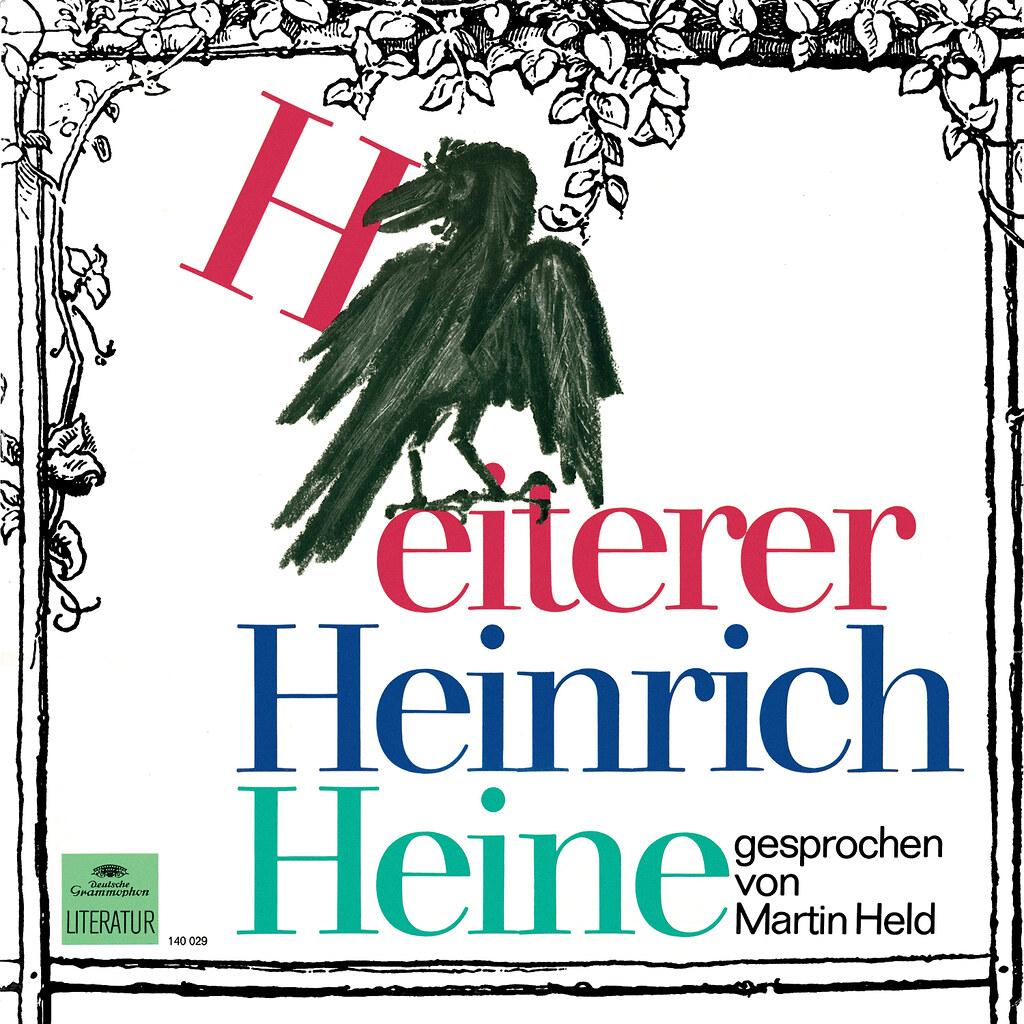 Martin Held, Heinrich Heine – Heiterer Heinrich Heine