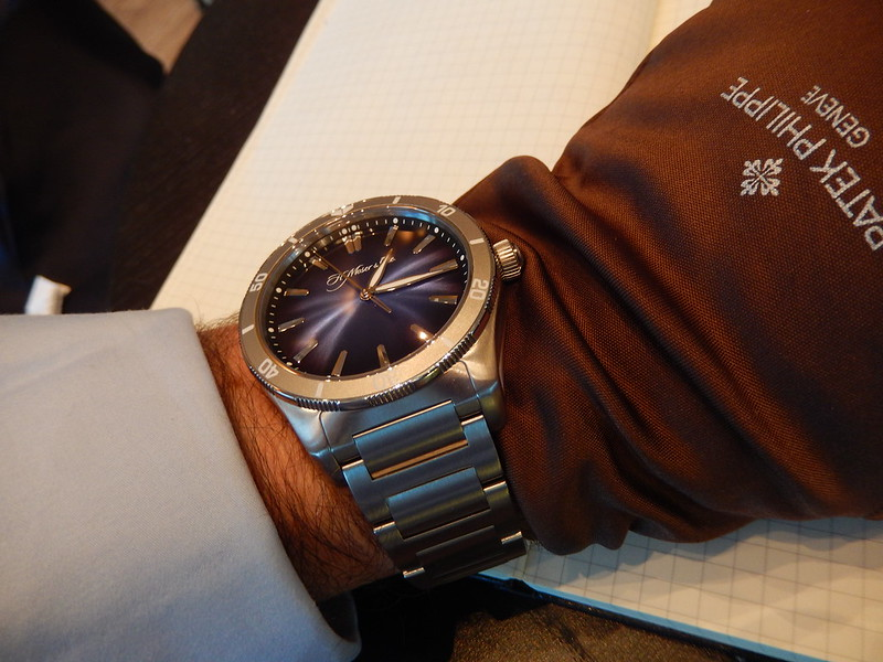 moser - Baselworld 2019 : reportage H.Moser & Cie 33594412018_84799dc02b_c