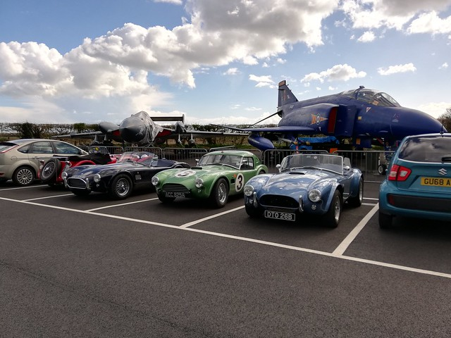 T289R South gather at Tangmere Military Aviation Museum