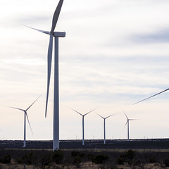 West Texas Wind Turbines
