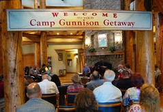 Summer Getaways at Camp Gunnison 2018