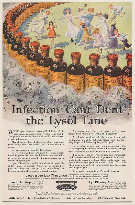 Lysol 1919