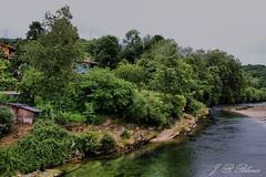 Sin título Rio Sella Asturias.