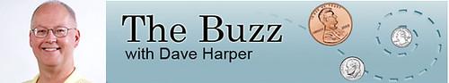 Dave Harper Buzz Logo