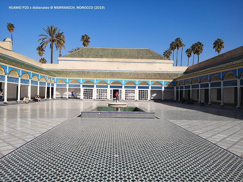 Morocco Marrakech Bahia Palace 01