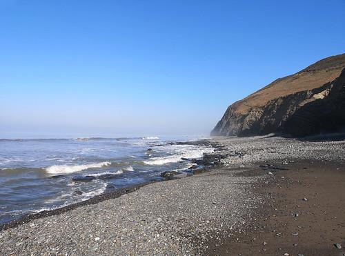 Beach at Wallog