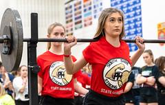 PHHS Girls Powerlifting States 2019-9
