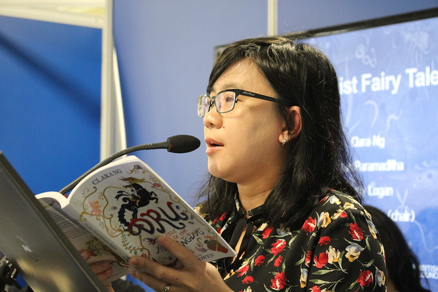 Clara Ng - London Book Fair 2019