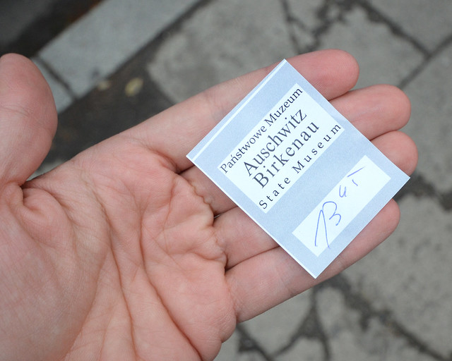 Entradas para Auschwitz en español