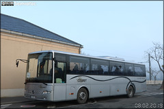 Mercedes-Benz Intouro - Couret Voyages - Photo of Saint-Michel
