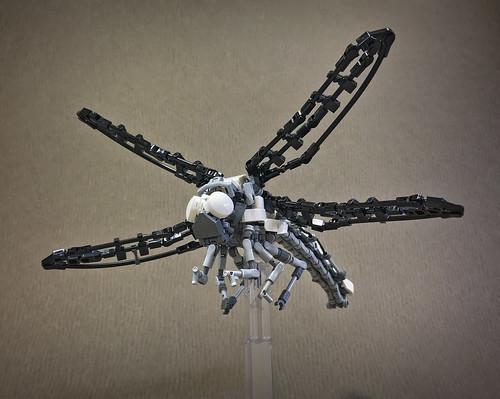 LEGO Mecha Dragonfly Mk2-07