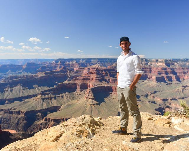 Ruta Hermit Road por los mejores miradores del Gran Cañón