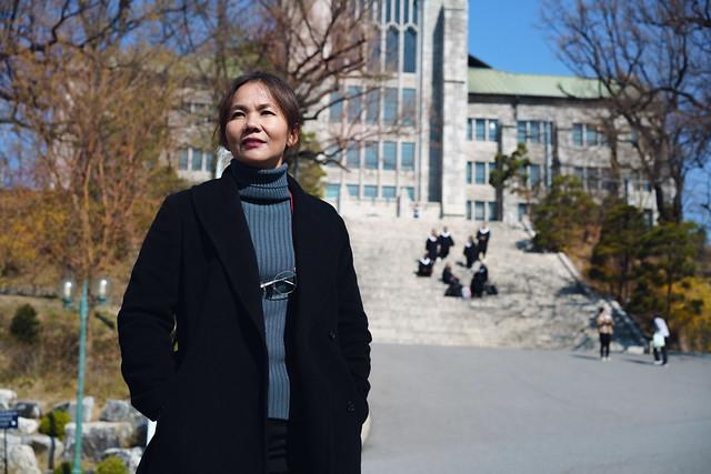 Krunja @Ewha Womans University