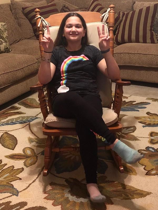Emma 12 - Rocking Chair