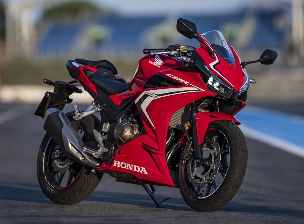 Honda CBR 500 R 2019 - 1