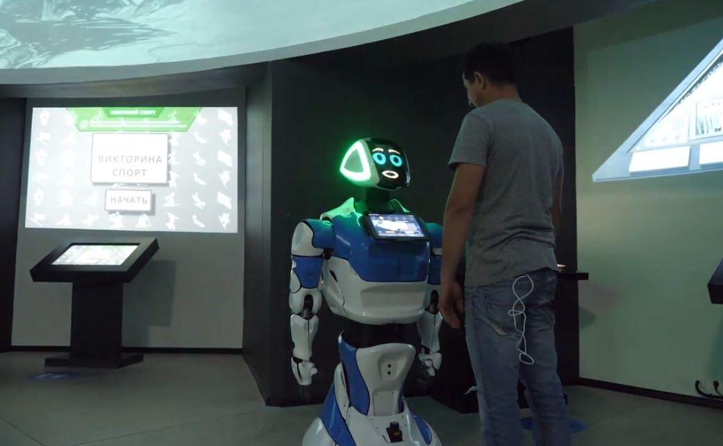 Умный робот от российских производителей