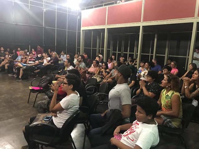 Workshop de Visibilidade Trans do Amazonas