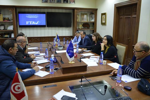 Réunion Commission FMB du 05 Février 2019