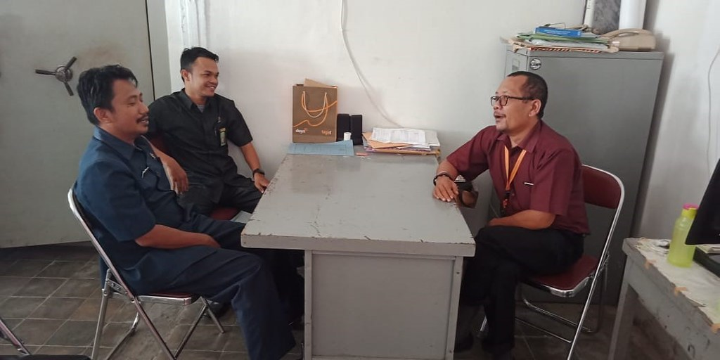 Pa Pyb Menuju Penandatanganan Mou Dengan Kantor Pos Cabang Padang Sidimpuan