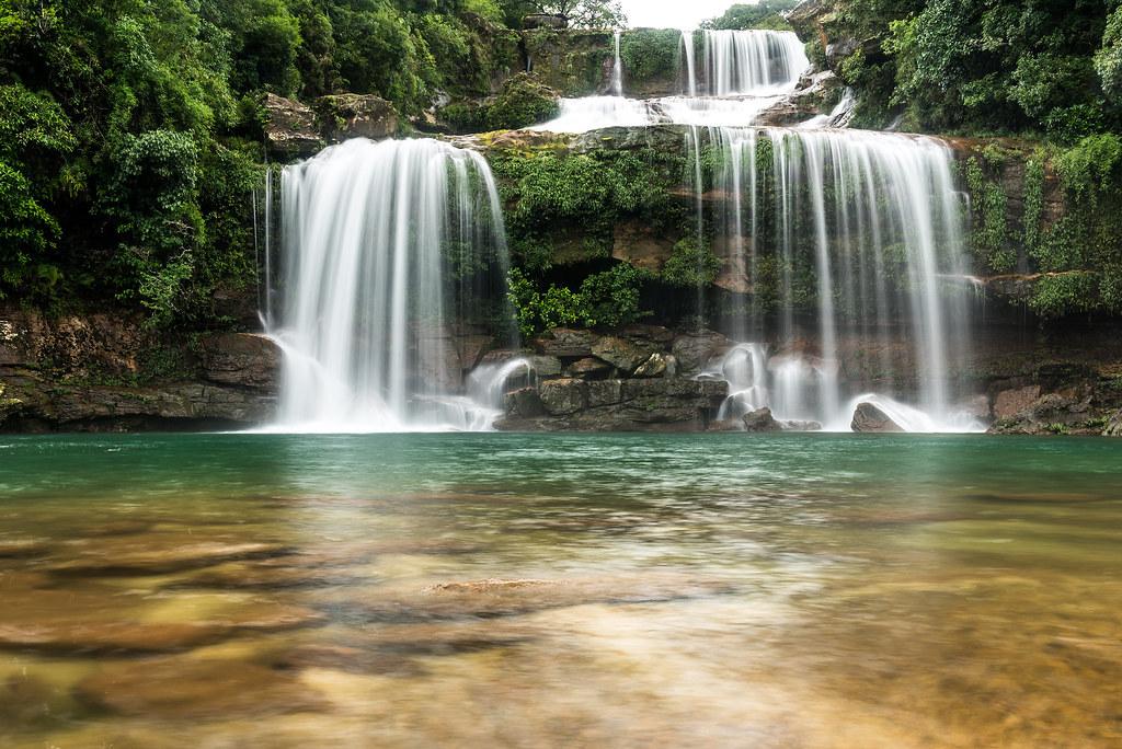 Lyngksiar falls