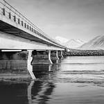 Icelandic Bridge by Rachel Dunsdon