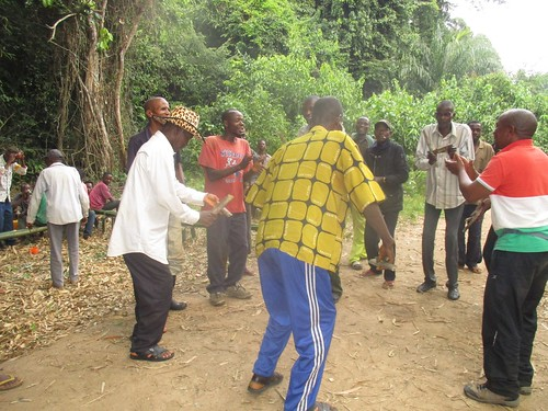 the elders dance after consultation