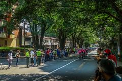 Tour Colombia 2019 Etapa 4 Pelotón