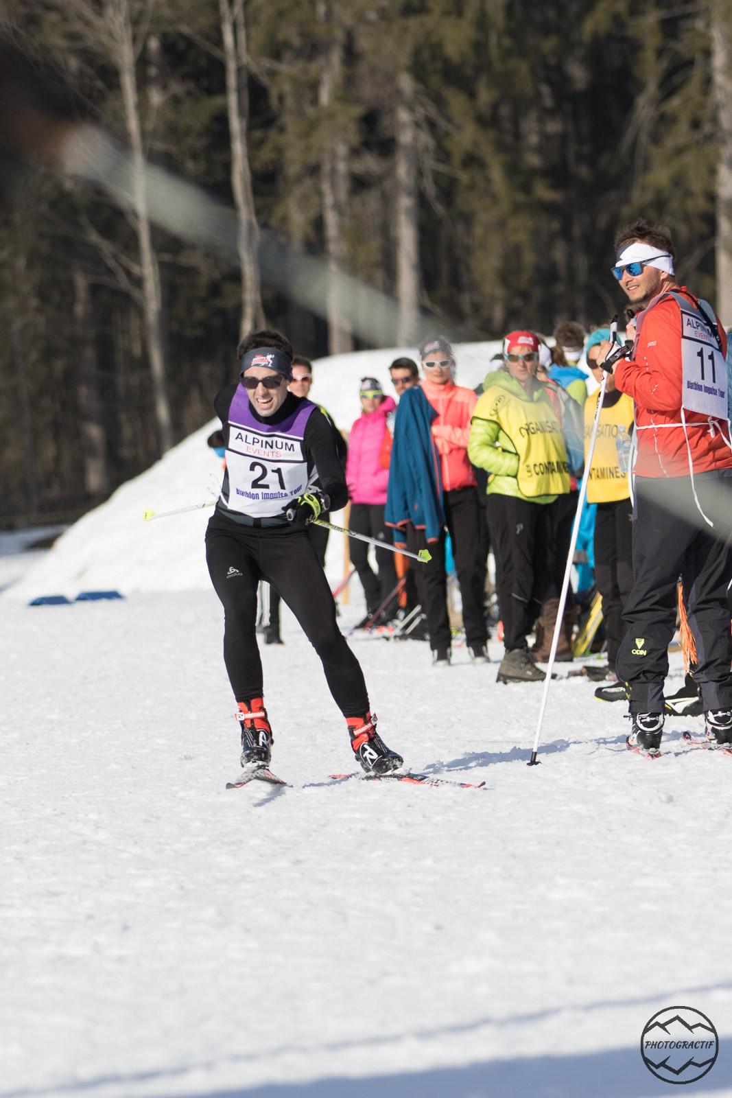 Biathlon Alpinum Les Contamines 2019 (102)