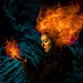 Dark Phoenix (Light Painting effects)