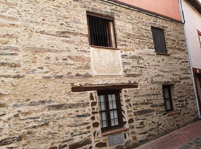 Casar de Palomero Barrio Judio Las Hurdes Cáceres 09