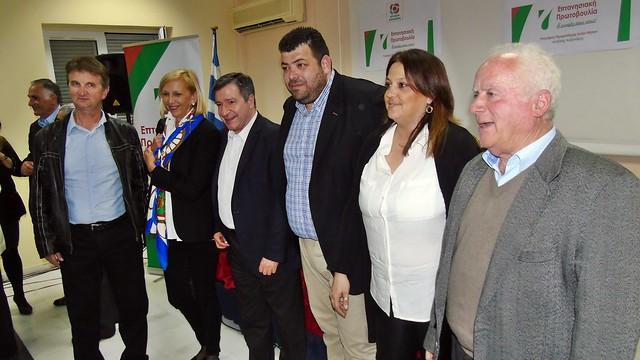Παρουσίαση υποψηφίων «Επτανησιακής Πρωτοβουλίας» στη Λευκάδα