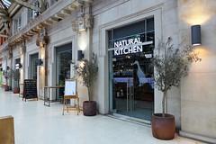 Natural Kitchen, Waterloo Station, SE1