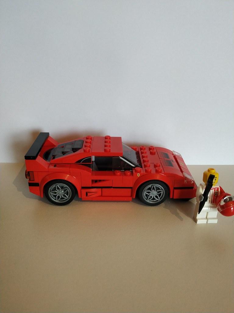 ThebrickReview: 75890 Ferrari F40 Competizione 46636566754_a292be19b9_b