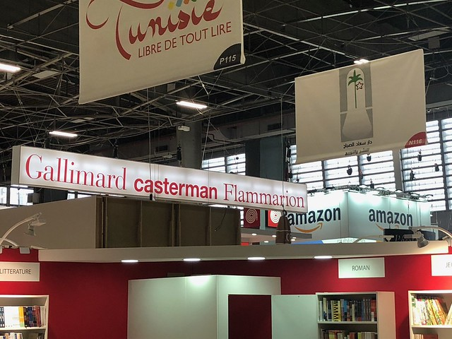 Amazon - Gallimard